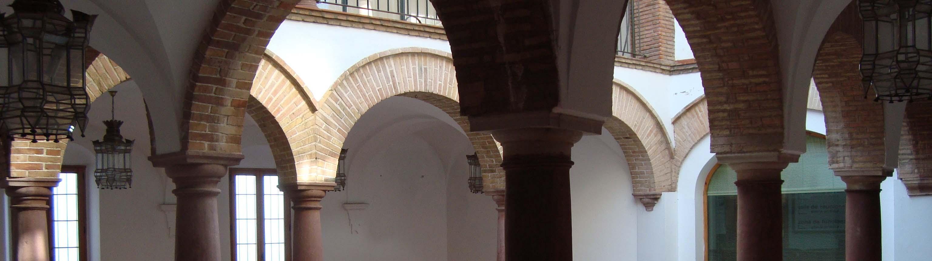 Patio del Archivo de Montoro