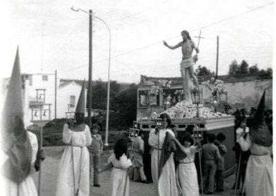 REsucitado en el rEalejo. 1972