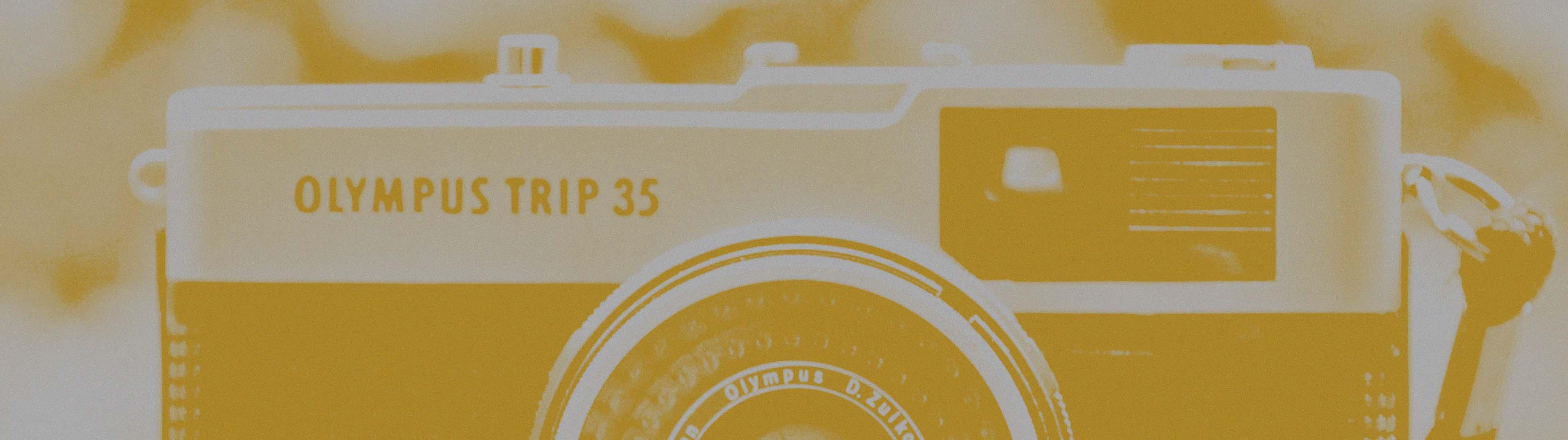 Detalle cámara fotográfica antigua