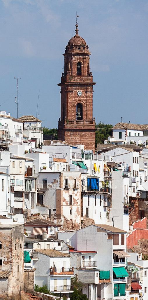 Panorámica Torre Montoro