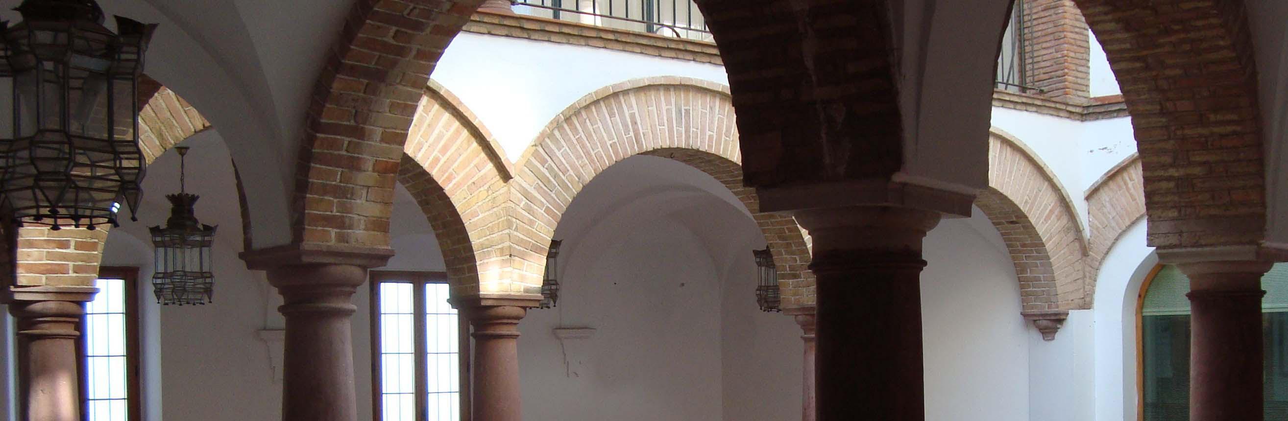 Patio del Archivo Municipal
