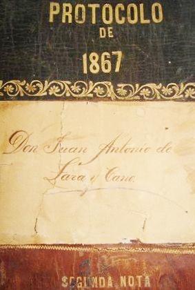 Libro notarial