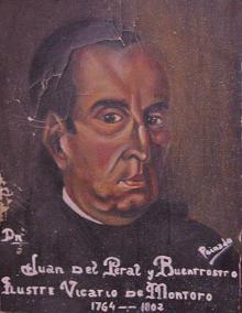 Retrato de Juan del Peral